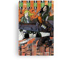 Arrow Year Two Canvas Print