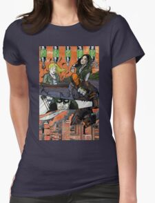Arrow Year Two Womens Fitted T-Shirt