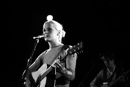 Laura Marling by Shannon Peck