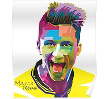 Marco Reus WPAP Poster