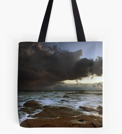 Dawn of the Storm Tote Bag