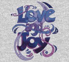 Love and Joy Kids Tee