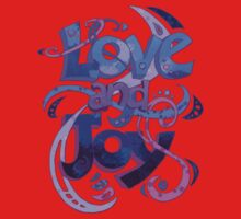 Love and Joy One Piece - Short Sleeve