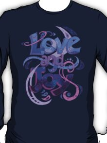 Love and Joy T-Shirt