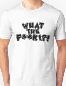 WTF!?! - RIPPTee Designs T-Shirt