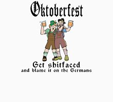 Funny Oktoberfest Drinking Unisex T-Shirt