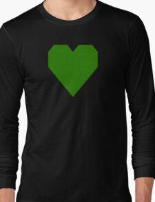 Napier Green Long Sleeve T-Shirt