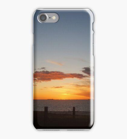 West Australian Sunset - Floreat Beach - 230815 iPhone Case/Skin