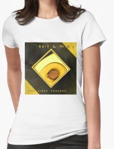 ILLEZ VIBES VENTURE Womens Fitted T-Shirt