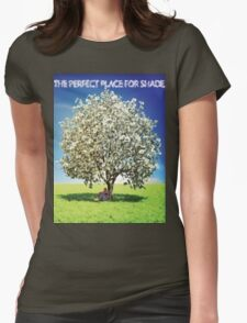 Money Trees is the perfect place for shade Womens Fitted T-Shirt