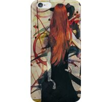 Expression Abstract iPhone Case/Skin