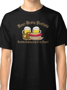 Funny German Engineering Classic T-Shirt