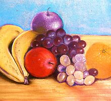 Fruitful frontispiece by vickimec