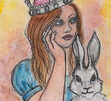 Queen Alice For A Day by Jen Hallbrown
