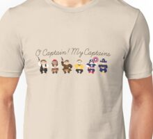 O Captain! My Captains! Unisex T-Shirt
