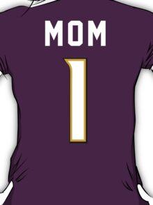 #1 Mom - Baltimore Football T-Shirt