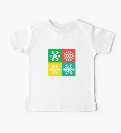 Snowflakes -  jewels Kids Clothes