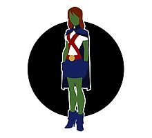 Recognized: Miss Martian, B05 Photographic Print