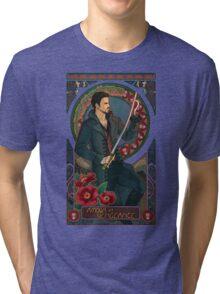 Amour et Vengeance Tri-blend T-Shirt