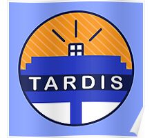 Iconic TARDIS Poster