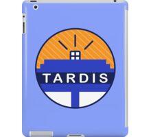 Iconic TARDIS iPad Case/Skin