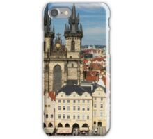 Prague Old Town Square - Prague, CZ iPhone Case/Skin