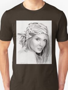 Kylie Minogue - bandana/kerchief  T-Shirt
