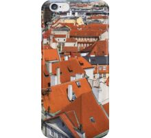 Prague Old Town Square iPhone Case/Skin