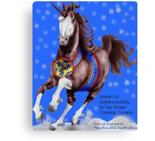 Holiday Contest  Canvas Print