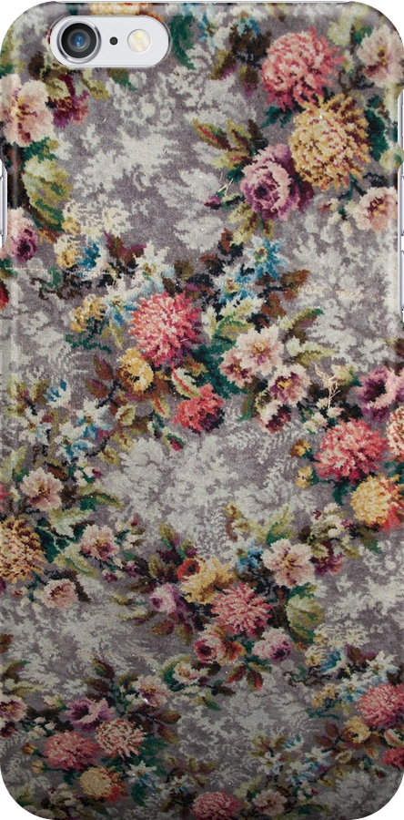 Old Rose Carpet by Kim-maree Clark