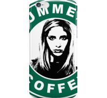 Buffy The Vampire Slayer - Summers Coffee iPhone Case/Skin