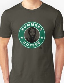 Buffy The Vampire Slayer - Summers Coffee Unisex T-Shirt