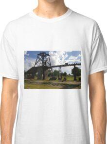 Old Mining Equipment  Classic T-Shirt