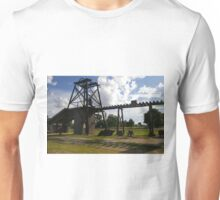Old Mining Equipment  Unisex T-Shirt