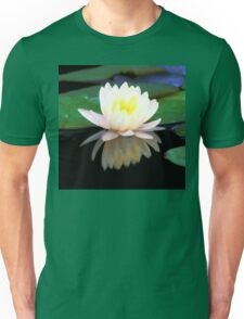 Lovely Waterlily Unisex T-Shirt