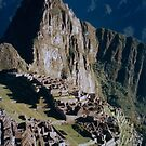 Machu Pichu, Peru by apple88