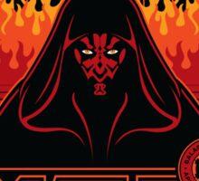 Maul Martial Arts Sticker