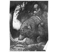 Werewolf Rider Poster