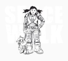 Space Walk Kids Clothes