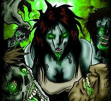OMG Zombies by justinbysma