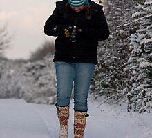 winter photographer by Jon Lees