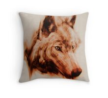 The Wolves  Throw Pillow