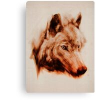 The Wolves  Canvas Print