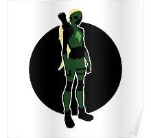 Recognized: Artemis, B07 Poster