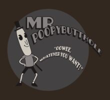 The Mr. Poopybutthole Show by alienaviary