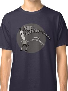 The Mr. Poopybutthole Show Classic T-Shirt