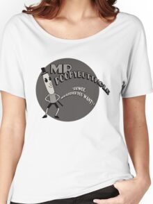 The Mr. Poopybutthole Show Women's Relaxed Fit T-Shirt