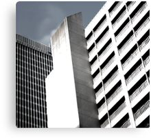 SF Architecture Canvas Print