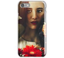 Unease (Hydrangea Queen #2) iPhone Case/Skin