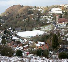 Snow in Lybrook by missmoneypenny